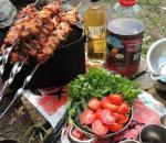 Шашлык из свинины от Олега