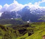 Друзья! Приглашаем Вас в поход по горам Кавказа! Даты проведения: 03.09-10.09.
